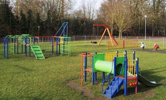 Garden Home Play Park