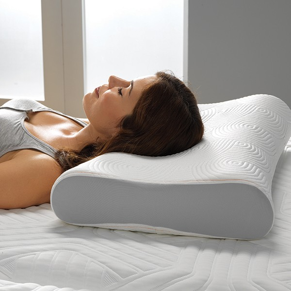 tempurpedic contour sidetoside pillow