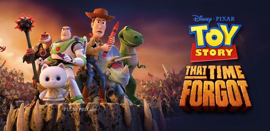Movie Night with Toy Story That Time Forgot!  #DVD #Blu-Ray #DigtalHD