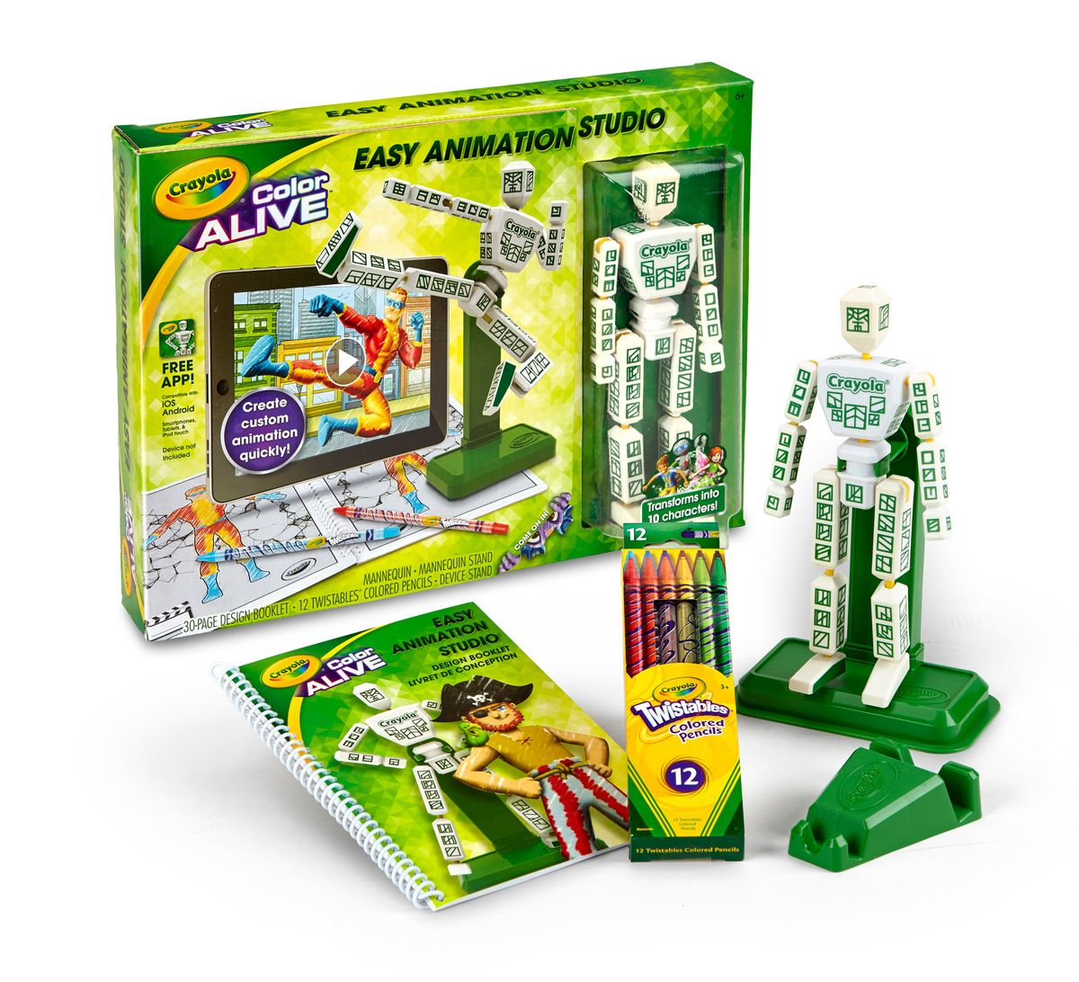 2015 Holiday Gift Guide with Crayola Crayons! #Easy Animation Studio ...