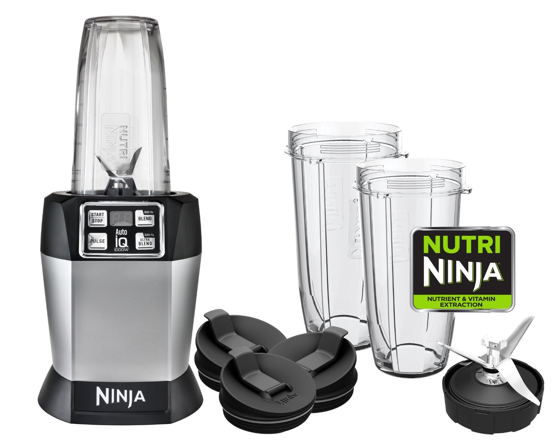 Nutri ninja auto iq test
