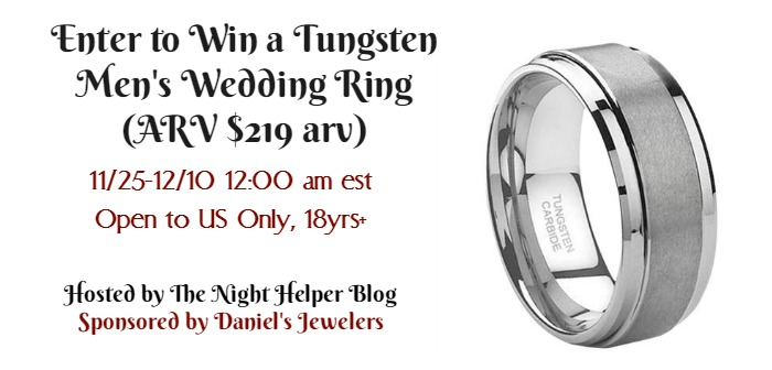 tungsten giveaway