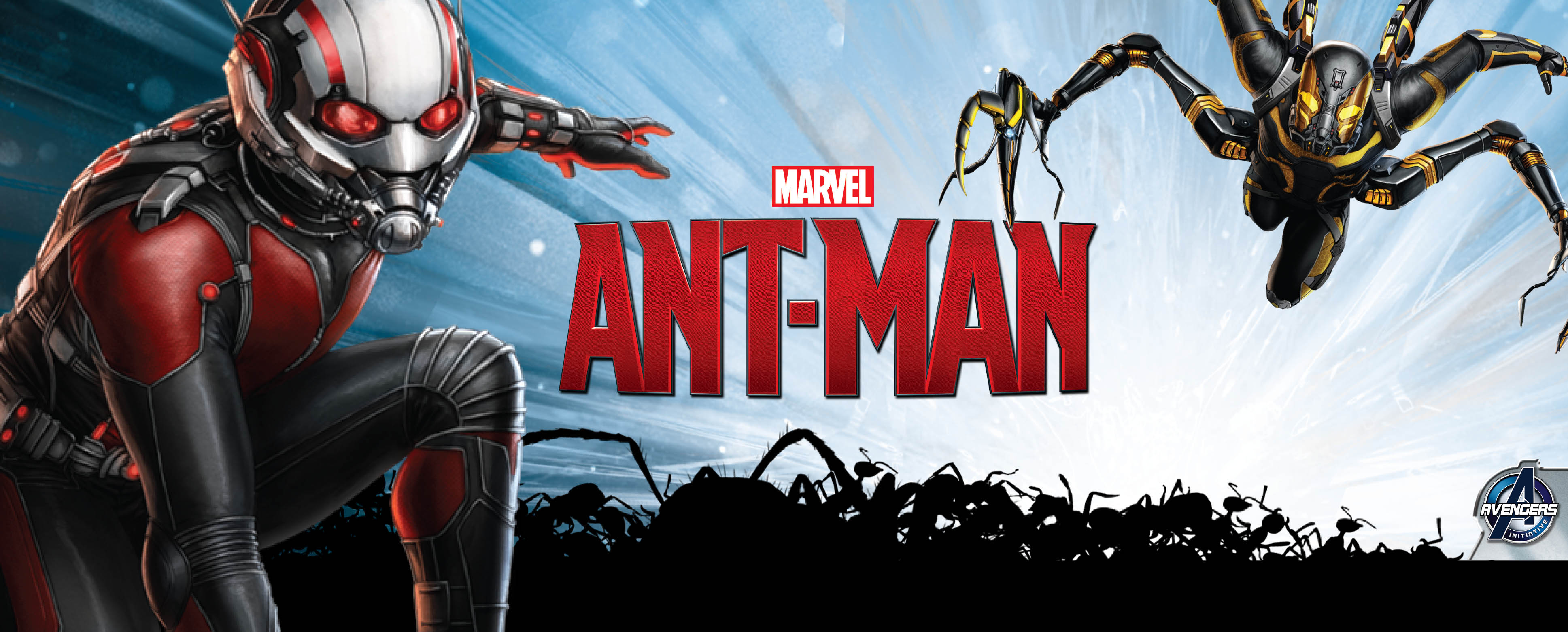 Movie Night with  MARVEL'S ANT-MAN  Release on DVD Date: December 8, 2015