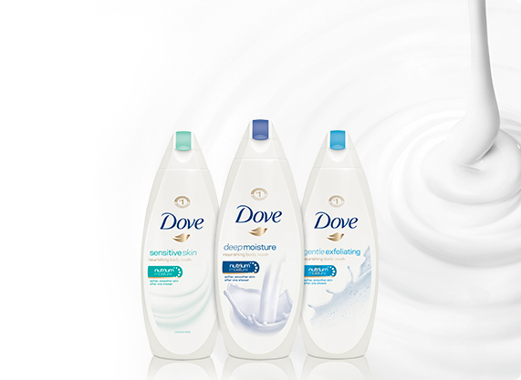November is National Healthy Skin Month, give Dove a try! #Dove