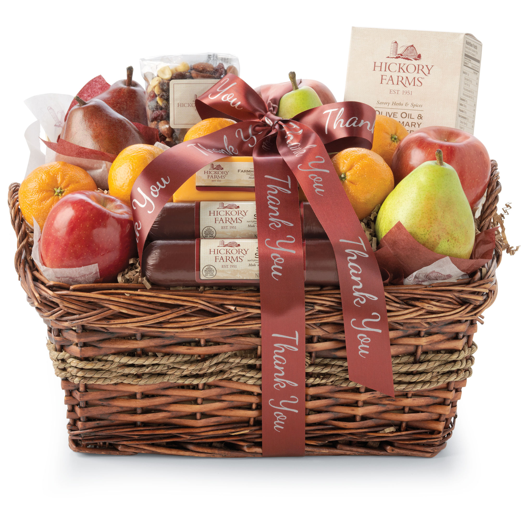 Gift Baskets Hickory Farms: Hickory farms signature birthday gift ...