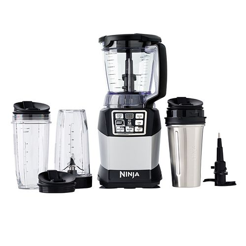 Nutri ninja auto iq pro compact system features
