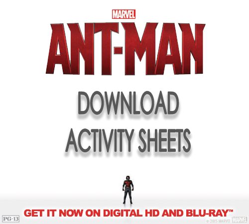 movie night with marvels antman release on dvd date