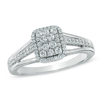 My Holiday Wish List From Zales.com, diamonds are a girl's best friend! #AD