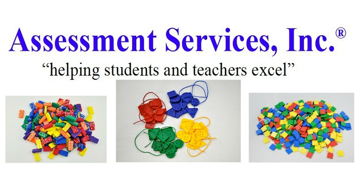 Omnifix Cubes from Assessment Services, Inc.