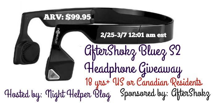 aftershok bluez s2 giveaway