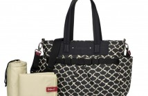babymel-cara-tote-diaper-bag-black-wave-2