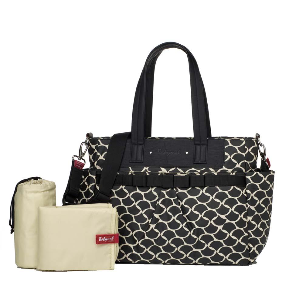 Babymel Cara Wave Diaper Bag Giveaway.