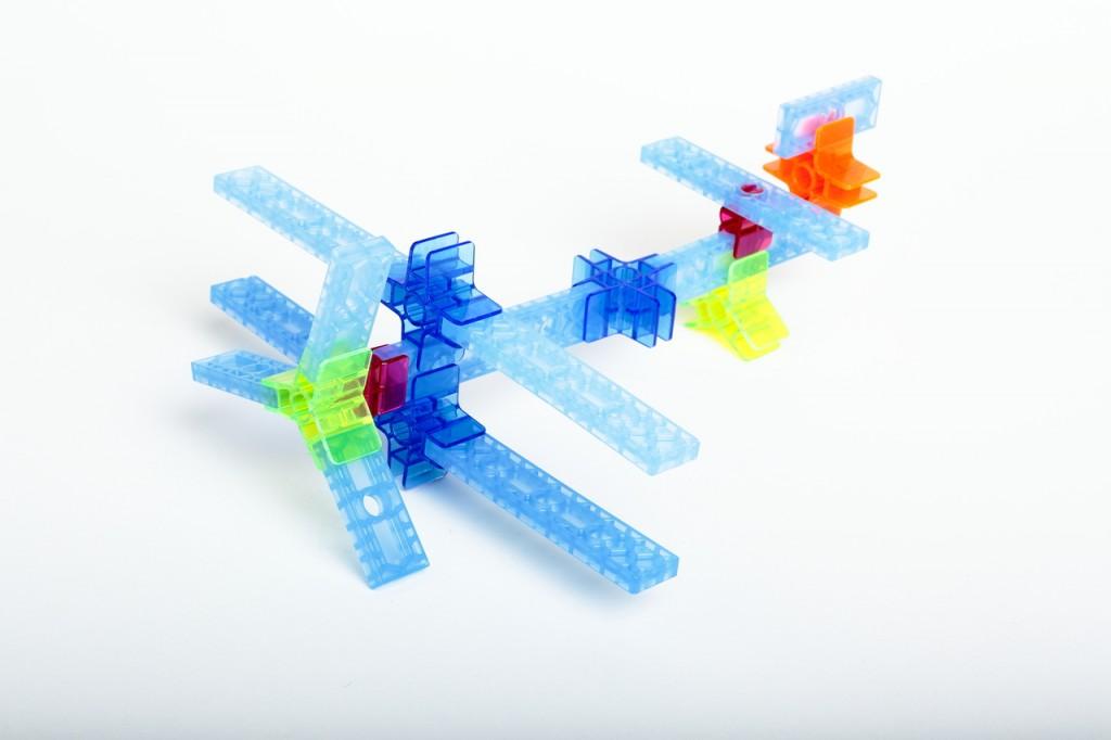 Brackitz inventor 28 piece plan