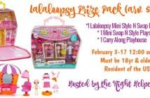Lalaloopsy Prize Pack