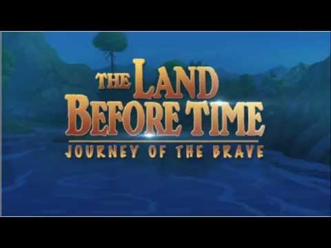 It's here, it's here Land Before Time Journey Of The Brave! Available today!!