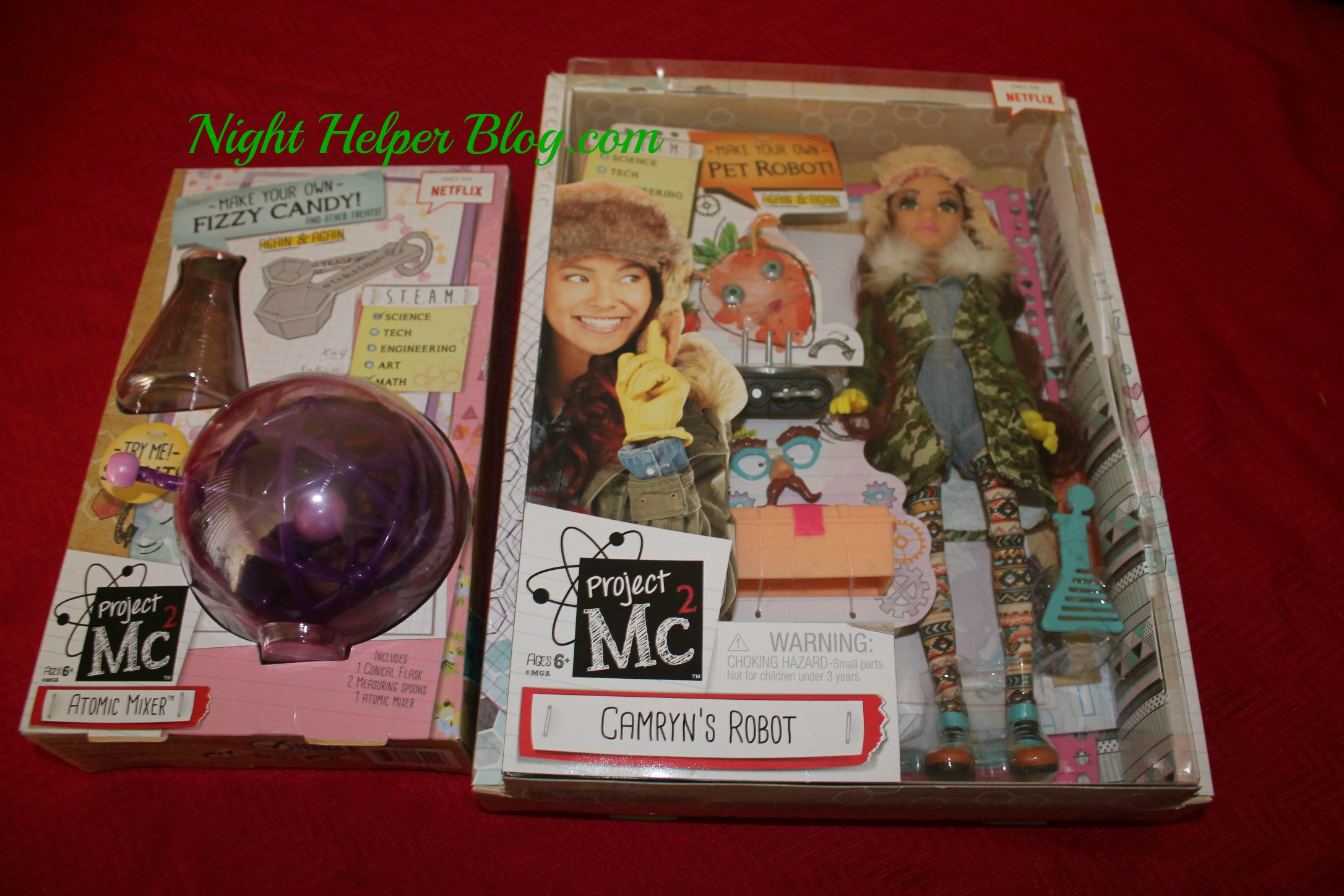 The BEST Valentine's Day Gift for Young Sisters and Daughters! #Project MC2