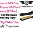 qt performance flat iron