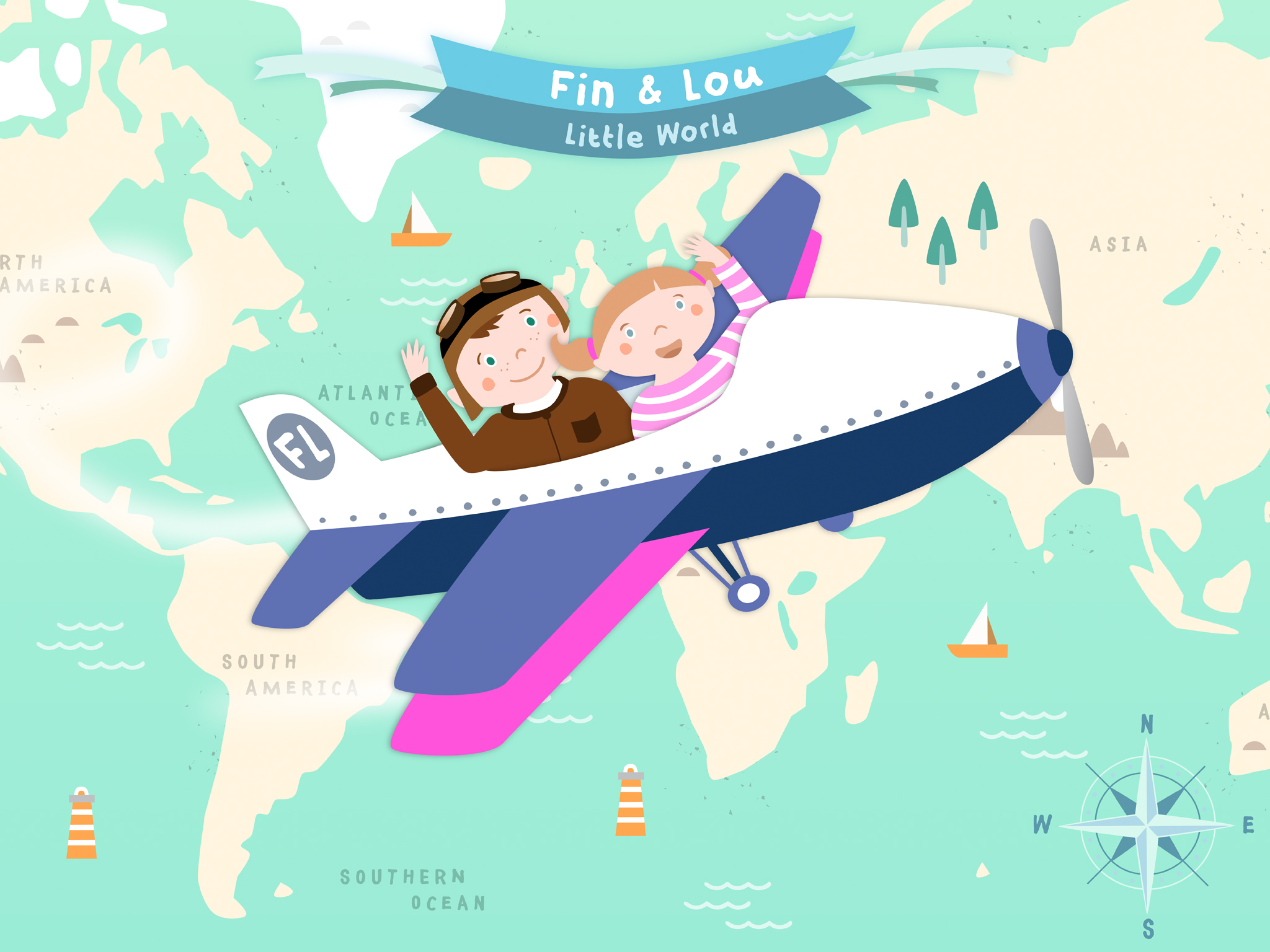 Fin&Lou_screenshot_worldmap