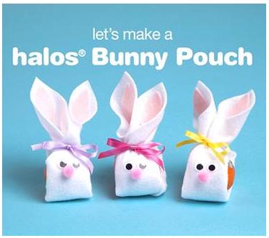 halos bunny pouch image