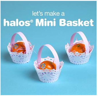 Wonderful Halos Mini Basket