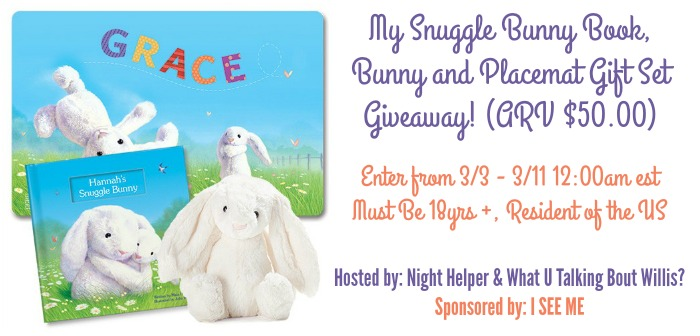 i see me easter giveaway