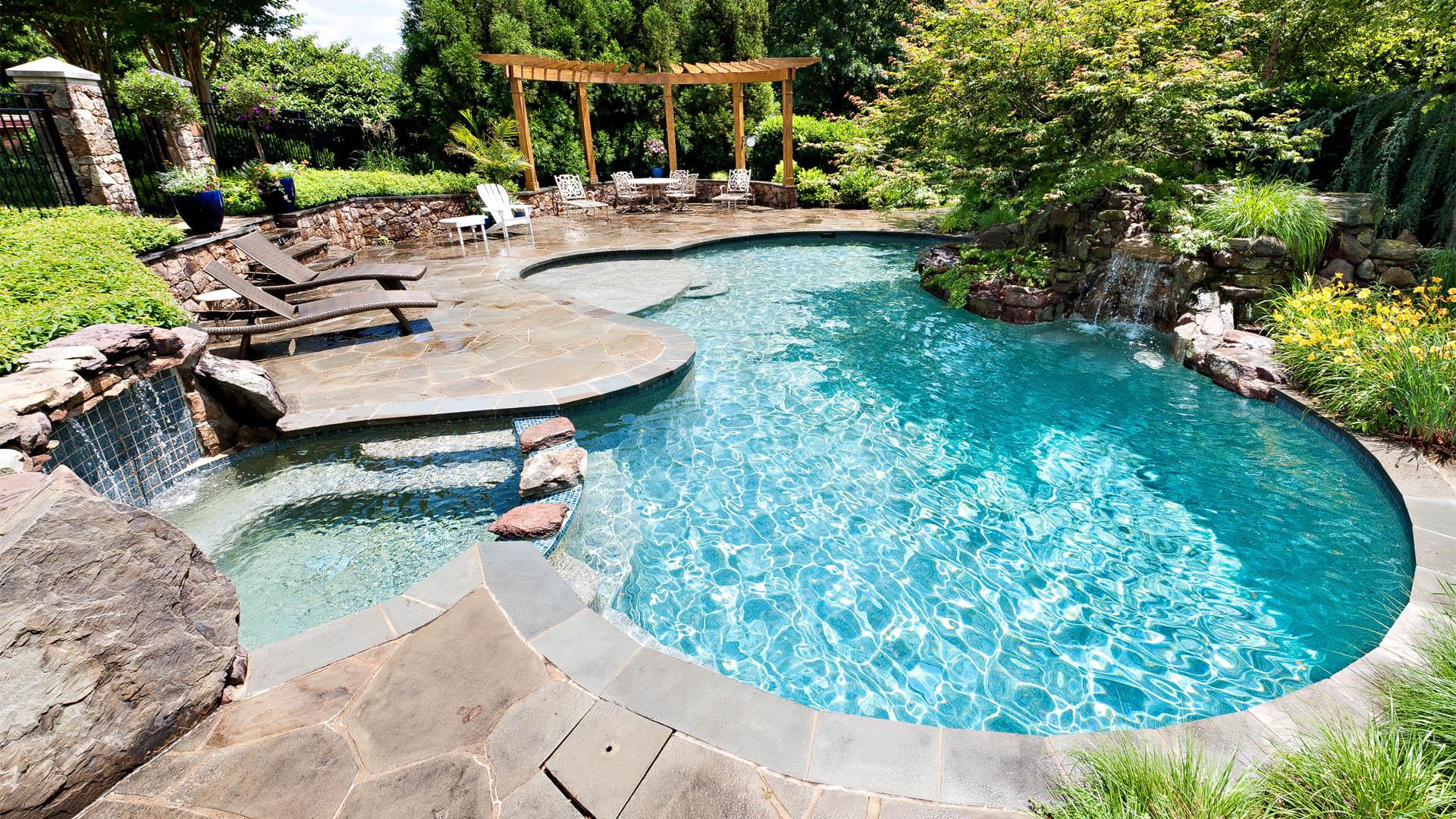 Inground-Gunite-Pool-Nashville-4