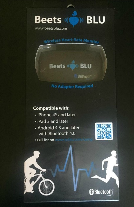 beets blu wireless heart monitor