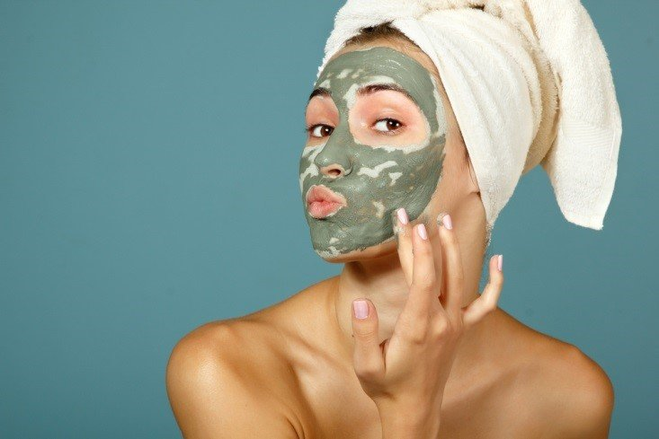 Put on Your Best Face: Choosing Your Clay Mask.