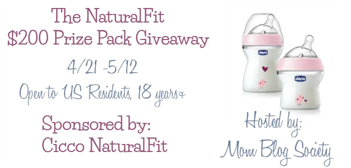 naturalfit 200 prize pack giveaway