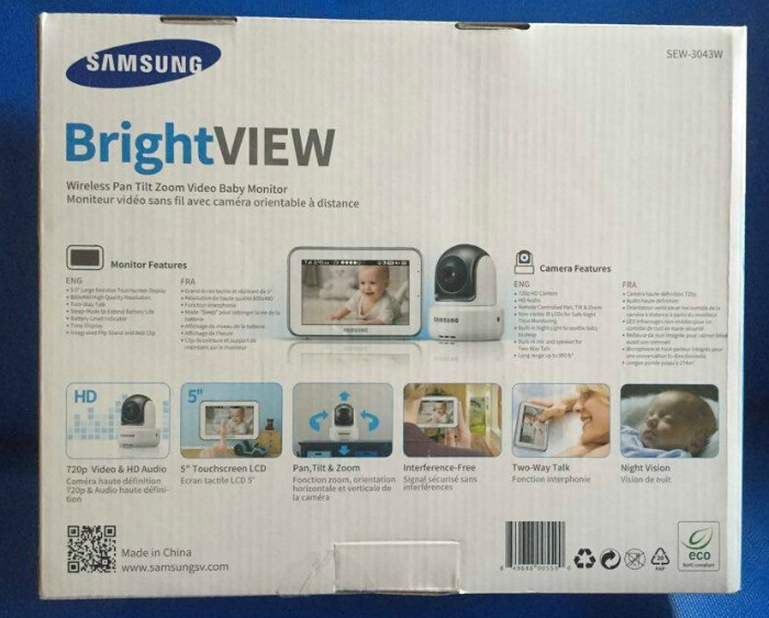 samsung bright view back
