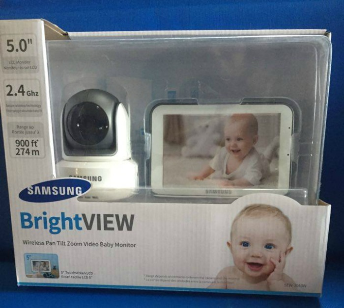 samsung bright view front
