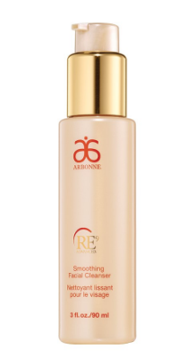 arbonne smoothing face cleanser