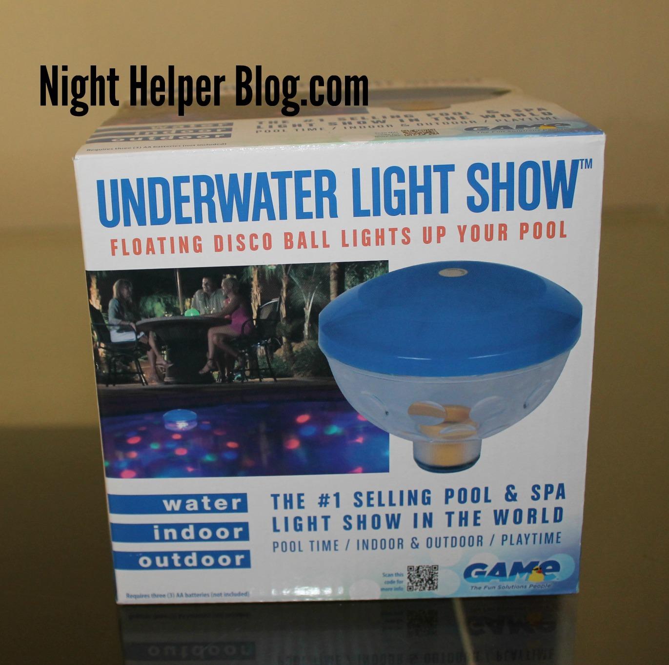 waterpool light