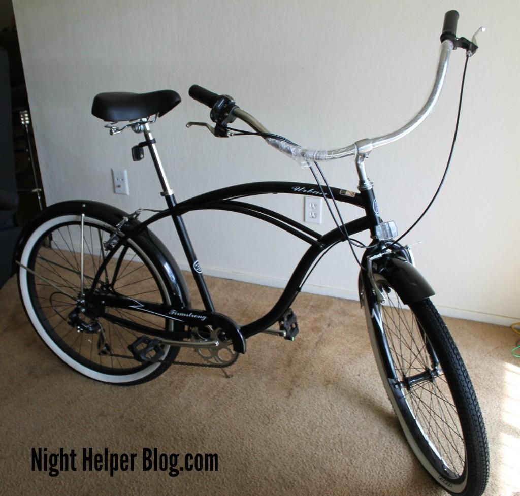 Beach Bike Giveaway