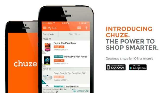chuze-app