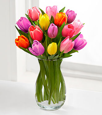 Send Mom A Lovely Bouquet of Flowers from FTD, fresh flowers for the lady!!