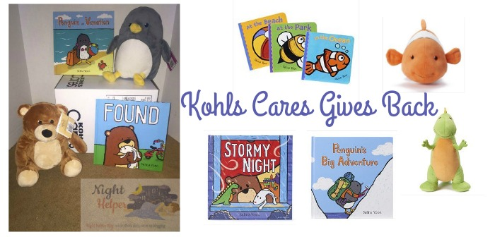 Kohls Cares Gives Back with their Summer Collection