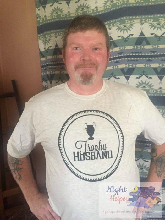 Load Failure- Trophy Husband T-shirt
