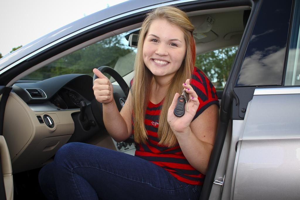 Helping Your Teen Become A Driver Is As Easy As 1-2-3.