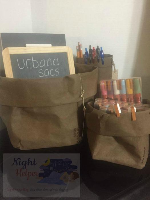 urbana sacs 3 piece in coffee