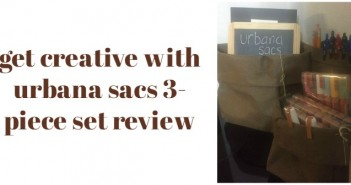 urbana sacs 3 piece set