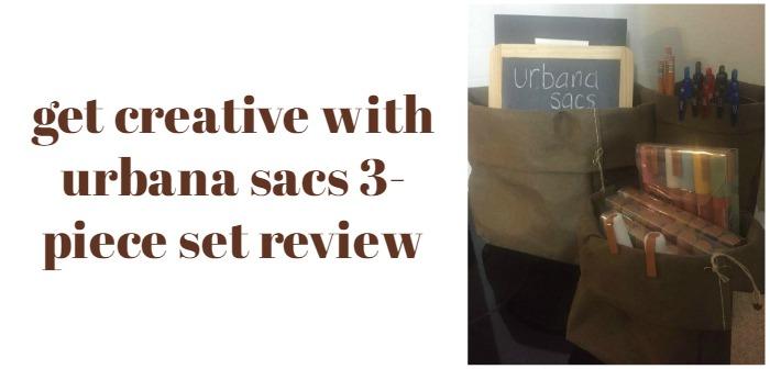 urbana sacs 3 piece set