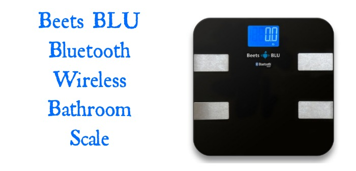 Beets BLU Wireless Bathroom Scale
