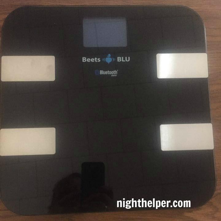 Beets BLU Wireless Scale