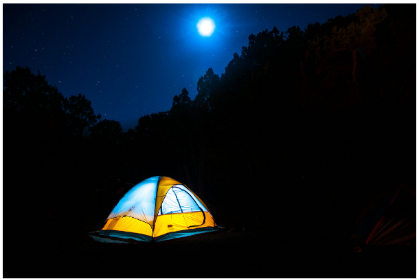 first image-tent