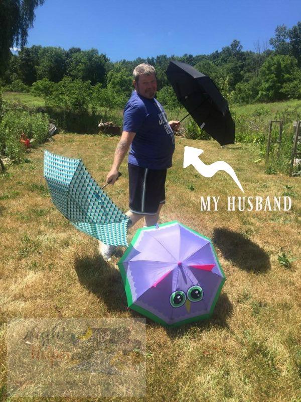 shedrain umbrella rog