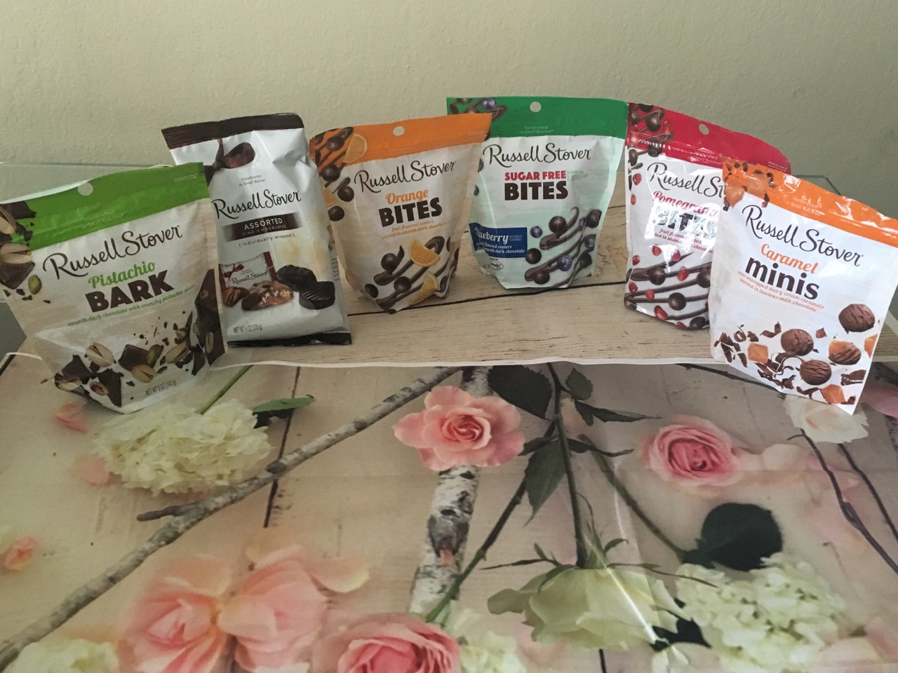 New Russell Stover Chocolate Line, can you say MMM, MMM Good ...