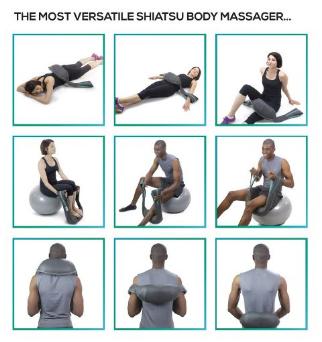 Tru Medic InstaShiatzu Massager