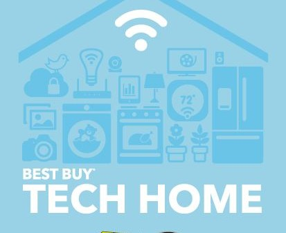 Best Buy has brought to life the latest in home technology at their Tech Home in the Mall of America. @BestBuy #BestBuyTechHome #ad