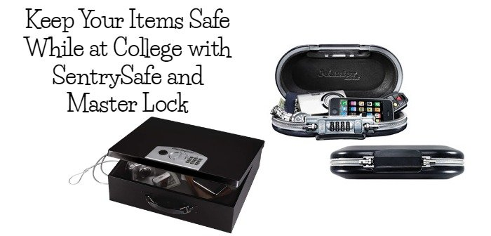 master lock and sentrysafe